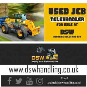 DSW HANDLING SOLUTIONS LTD - Rugby