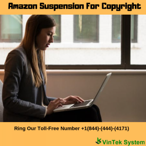 Amazon Suspension for Copyright - New York