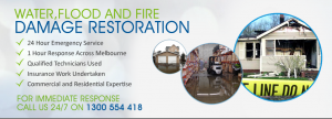 Water Damage Restoration Technician | Capital Facility Service - Melbourne