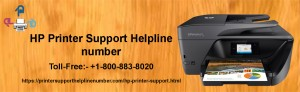 hp printer customer care number USA