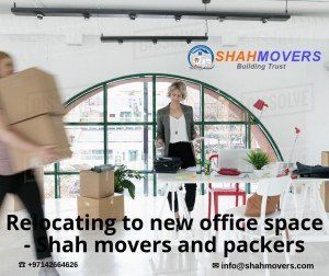 Shahmovers Professional movers Dubai