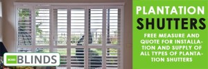 Plantation Shutters Melbourne - Bobs Blinds