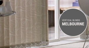 Vertical Blinds Melbourne - Custom Design