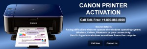 Canon Printer Helpline Number USA +1-800-883-8020