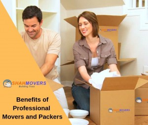 What are the benefits of packers and movers?