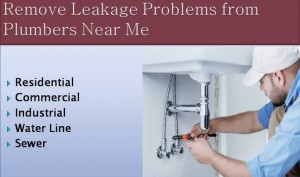 Contact Plumbers Near Me for Plumbing Issue