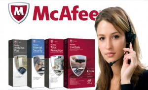Mcafee Contact Number