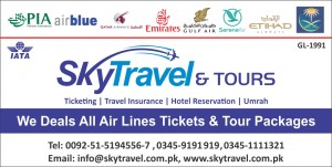 SKY Travel & Tours Islamabad