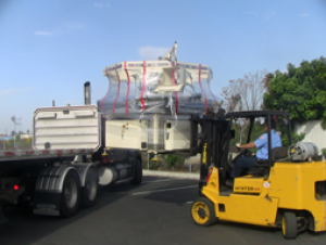 California Machinery Movers