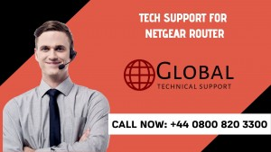 Netgear Support UK 0800 820 3300 Contact Number