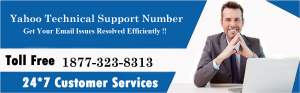 Yahoo Technical Support Number 1877-323-8313