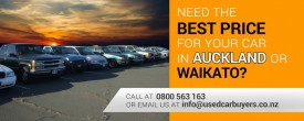 Used Car Buyer - Scrap Cars for Cash Auckland