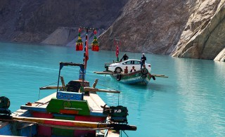 Attabad Lake - Hunza Gilgit Baltistan