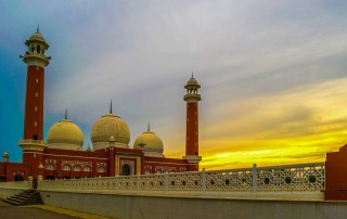 Central Jamia Mosque - Wah Cantt, Pakistan