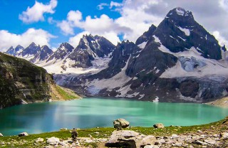 Chitta Katha Lake - Shounter Valley, Azad Kashmir, Pakistan