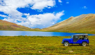 Deosai or Shausar Lake - Deosai National Park - Gilgit-Baltistan