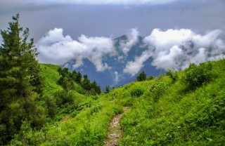 Donga Gali to Mushkpuri Hiking Track - KPK, Pakistan