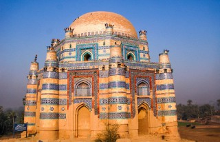Tomb of Bibi Jeewandi - Uch Sharif, Pakistan
