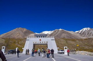 Khunjerab Pass - Pak-China Border - Karakoram Highway, Pakistan