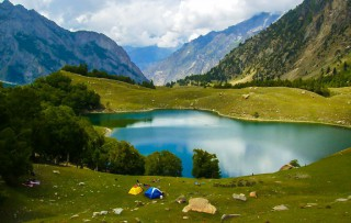 Kutwal Lake - Haramosh Valley - Gilgit Baltistan