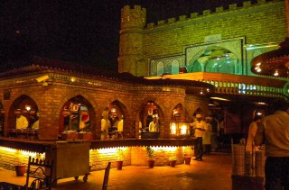 Lal Qila Restaurant - Red Fort Restaurant - Karachi, Pakistan