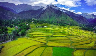 Leepa Valley - Azad Kashmir, Pakistan
