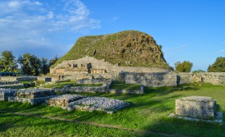 Mohra Moradu Buddhist Stupa and Monastery - Taxila, Pakistan