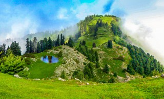 Mushkpuri Top Hill Track - Nathiagali