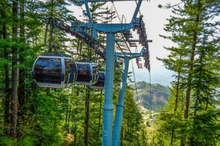 Patriata Chair Lift - New Murree