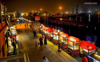 Port Grand Food Street - Karachi, Pakistan