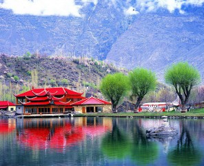 Shangrila Resort Skardu , Pakistan