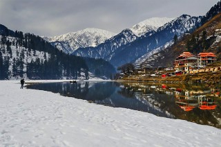 Sharda Camping Ground - Sharda, Neelum Valley, Pakistan