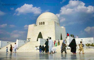 Tomb of Quaid e Azam - Mazar-e-Quaid - Karachi, Pakistan