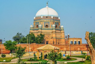 Tomb of Shah Rukn-e-Alam - Multan, Pakistan