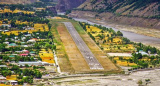 Chitral Airport - Chitral, kpk, Pakistan