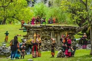 Kalash Valley - Chitral, Kpk, Pakistan