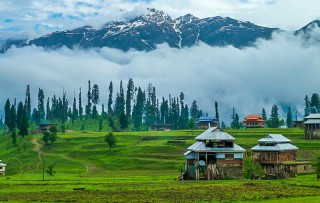 kel Valley - Neelam valley, Azad Kashmir